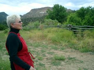 Sue in New Mexico