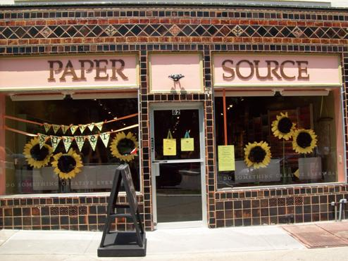 paper source princeton The process took a week i interviewed at paper source (princeton, nj) in march 2009 interview  some recently asked paper source interview questions were, tell .