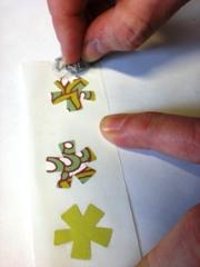 xyron adhesive stickers