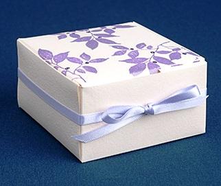 Decorative Wedding Favor Box
