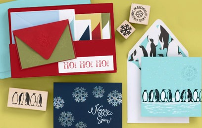 Holiday Card Making Event