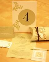 Sage Wedding Programs Placecards & Favors