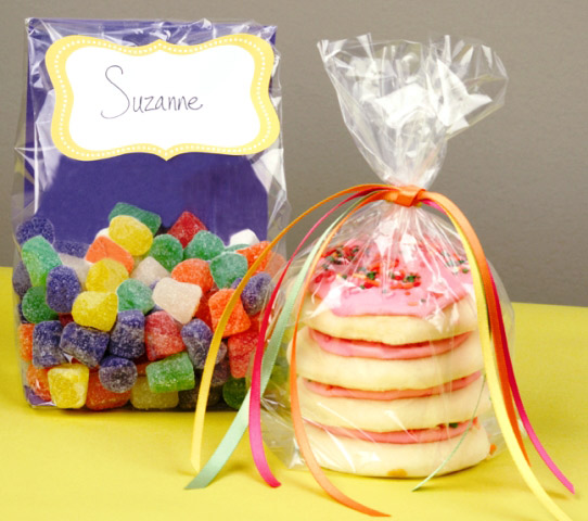 Kids Gift Bag Party Favors