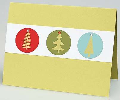 Holiday card making_stickers
