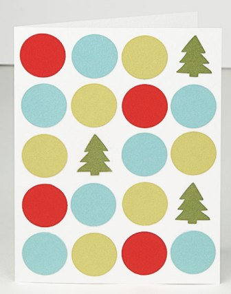 Holiday card making_punches