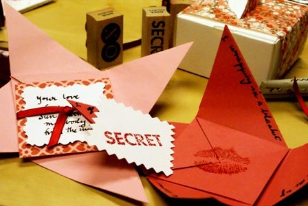 Adults valentine crafts