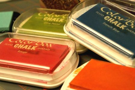 Colorbox Chalk Inkpads