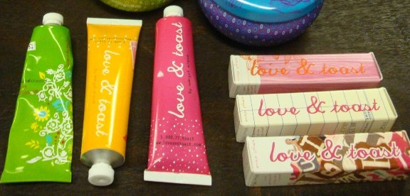 Love & Toast Lotions & Perfumes