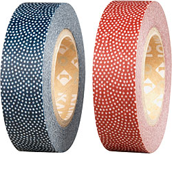 Decorative tape_dots washi tape