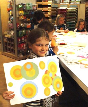 Kids craft projects