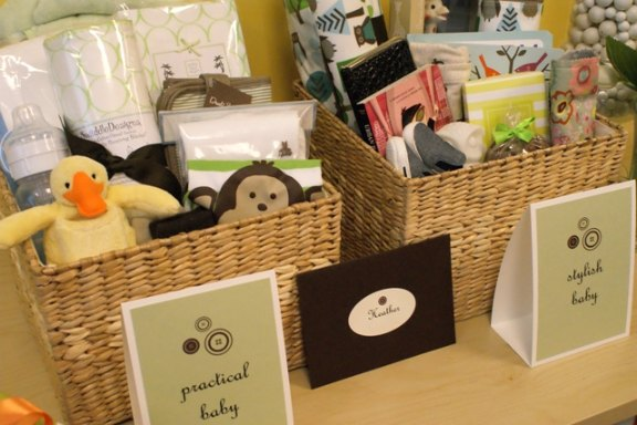Baby Shower Gift Ideas Practical : Cute as a button baby shower