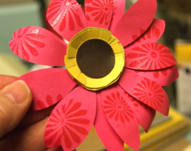 Girls night out paper flowers paper source blog make paper flowers mightylinksfo Gallery