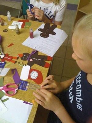 Kids holiday crafts