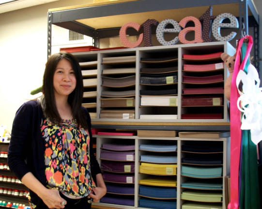 Paper Source Designer_Annie