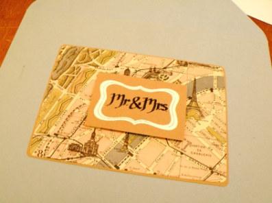 Decorating Envelopes