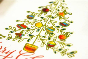 Stamping_colored_pencils