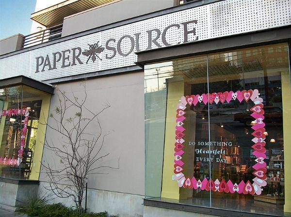paper source austin