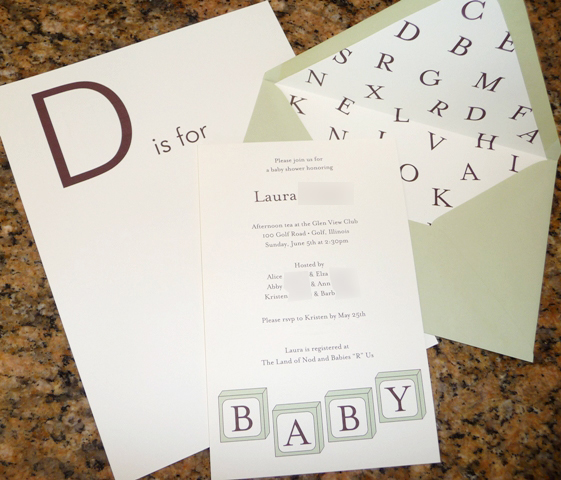 How To Make Your Own Baby Shower Favors Pictures to pin on Pinterest