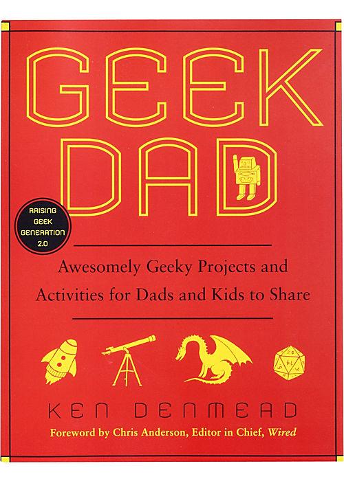 geek dad book