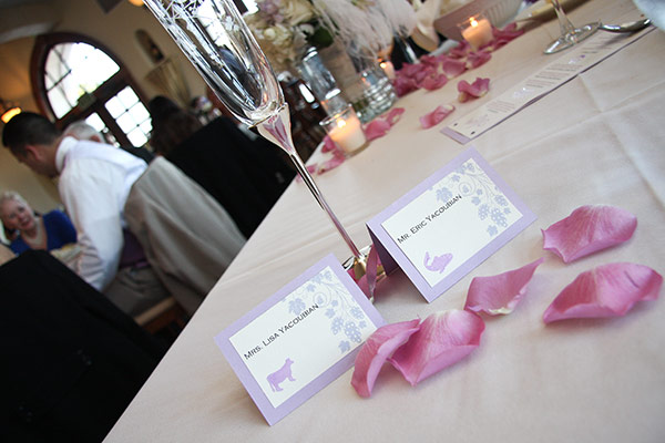 Studio City inspiration: Wedding place cards & menus - Paper Source Blog