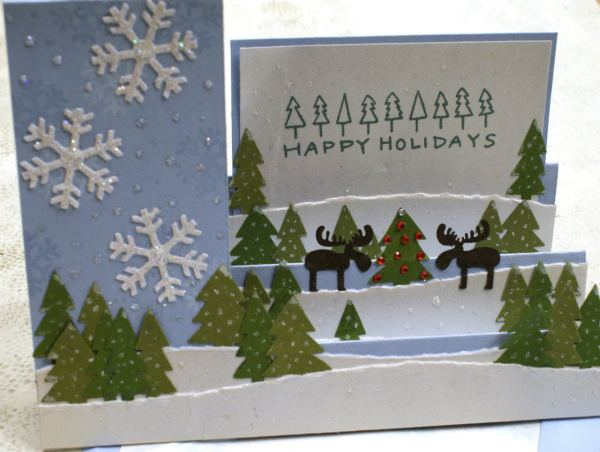 DIY Holiday Card
