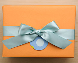 perfect bow for packages