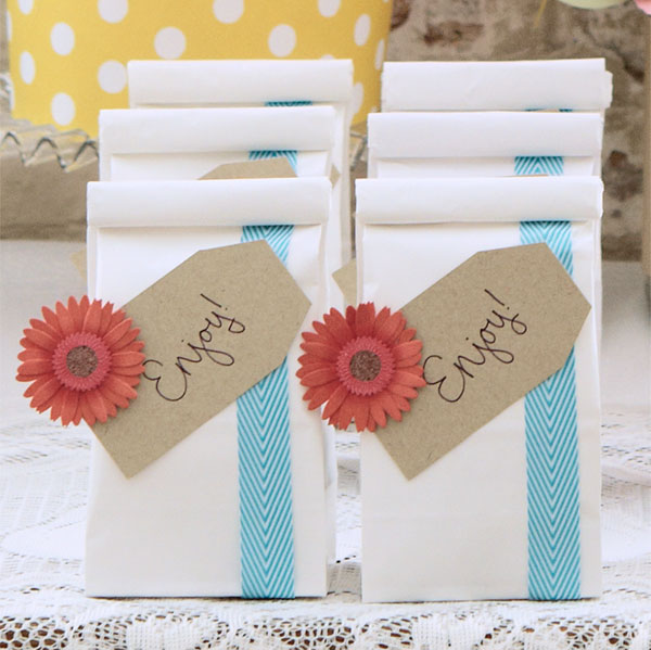 Party favors for Bag decoration ideas