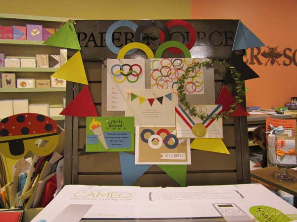 olympic crafts