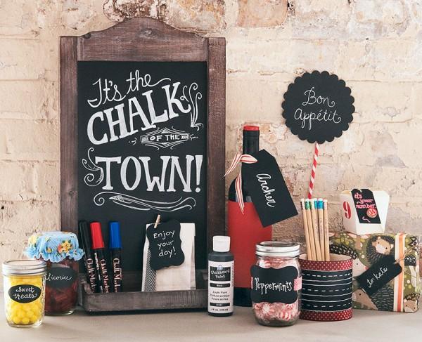 Chalkboard Crafts