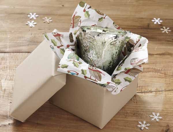 tissue paper gift wrap