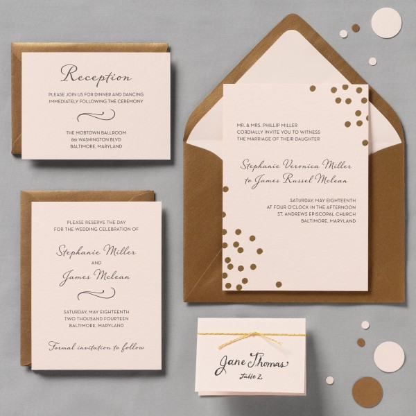 Paper source 2013 wedding invitation collection our junglespirit