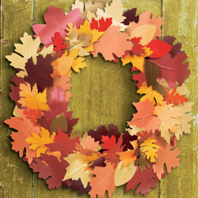 Fall crafts for Leaf crafts for adults