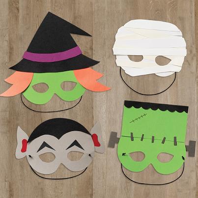 Fb halloween masks for Make your own halloween mask online