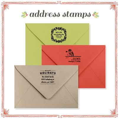 return address stamper