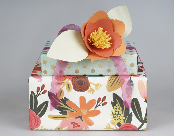 Paper Source Gift Wrap Ideas