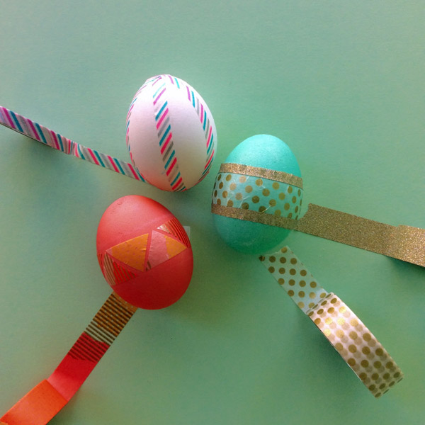 Easter Egg Washi