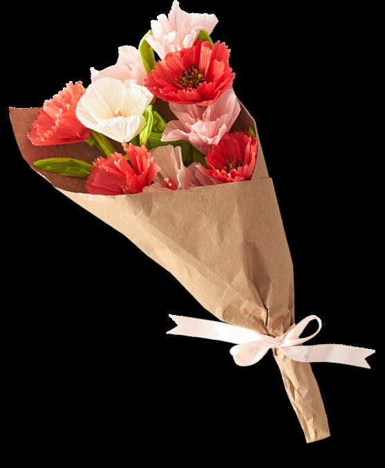 Paper Source bouquet