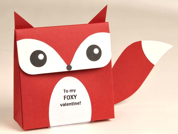 Valentine craft_Foxy favor box