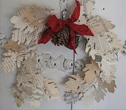 Easy Diy Holiday Decor Using Ps Fall Kits Paper Source Blog