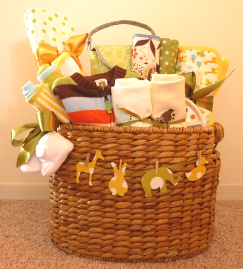 Bridal Shower Gift Basket Climbing On House Halloween: Baby Shower Ideas From Paper Source