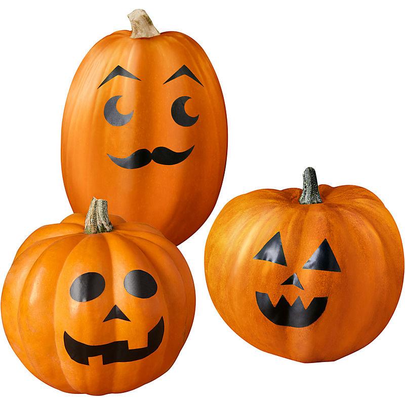 Pumpkin Face Pictures: Scary, Spooky, Kooky, Crafty Halloween Ideas
