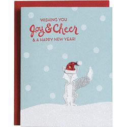 Joy & Cheer Fox