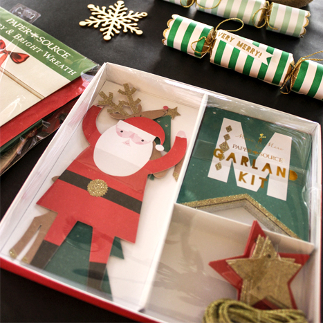 Christmas garland kit