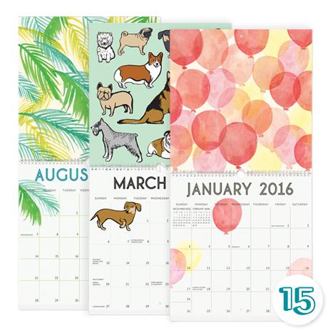 Art Grid Calendar