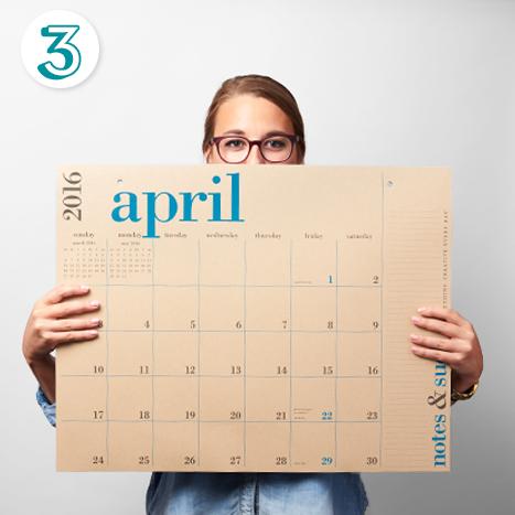 Great Big Calendar