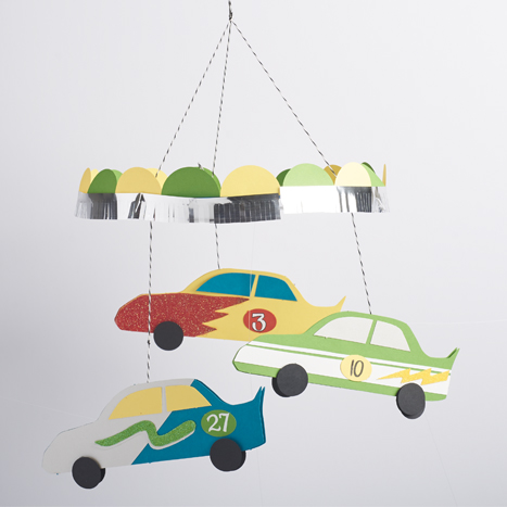 race car mobile