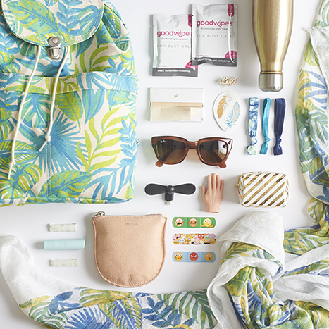 everything you'll want in your bag to attend a music festival
