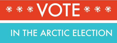 vote in the arctic election