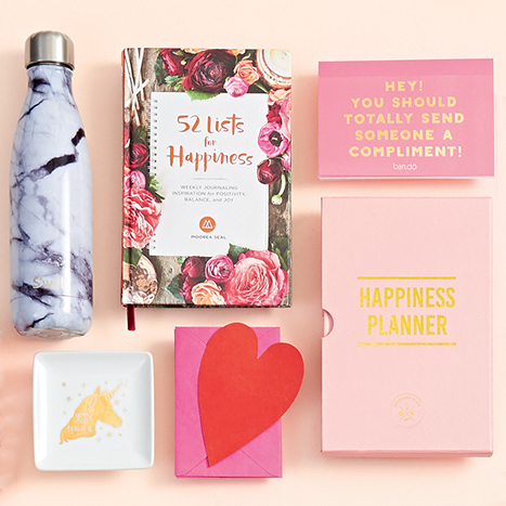 Happiness, journal