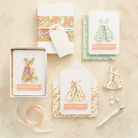 bridesmaids cards